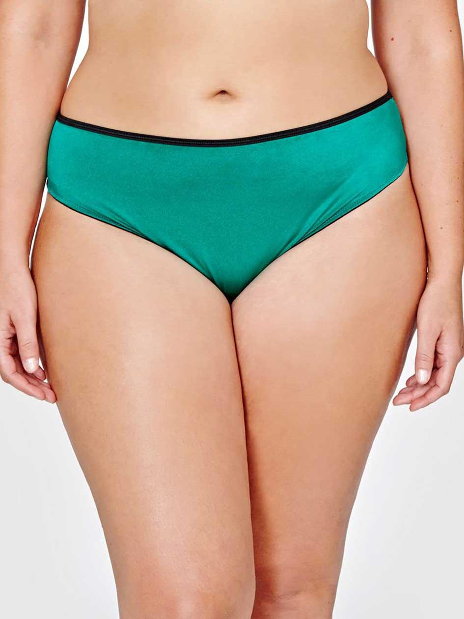 Ashley Graham High Cut Panty