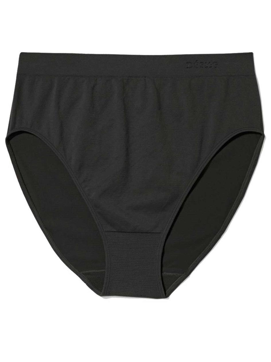 Seamless Full Brief High Cut Panty