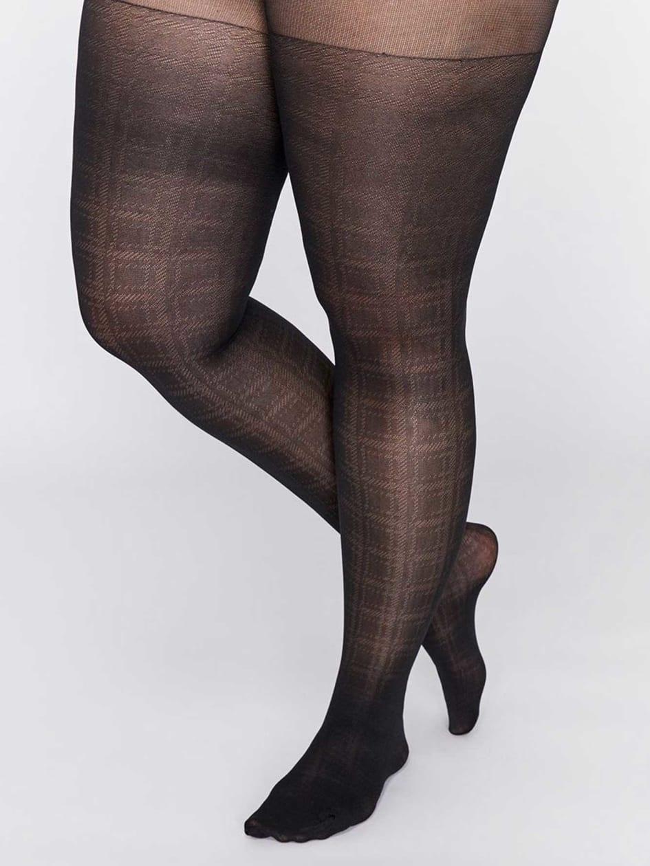 Magasinez des bas et collants taille plus pour femme  fdad1fd7fb1