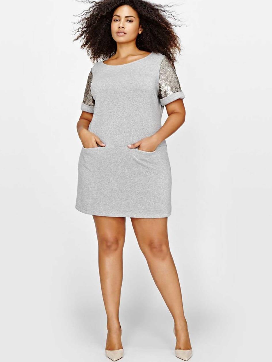 Plus Size Casual Dresses: Shop Online | Addition Elle