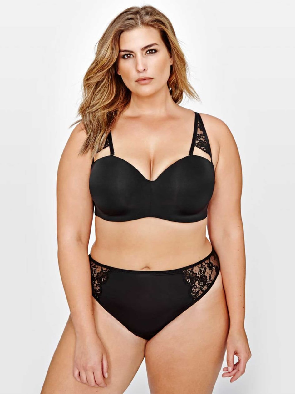 Ashley Graham Phenomenom Double Strap