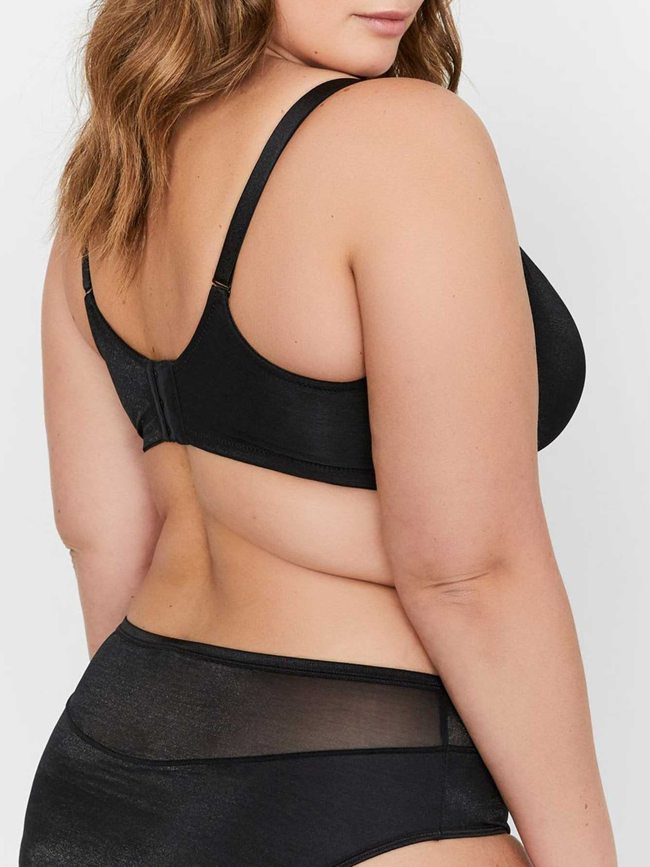 13522fbef5 Déesse Collection - Half-Cup Convertible Bra Size G  H