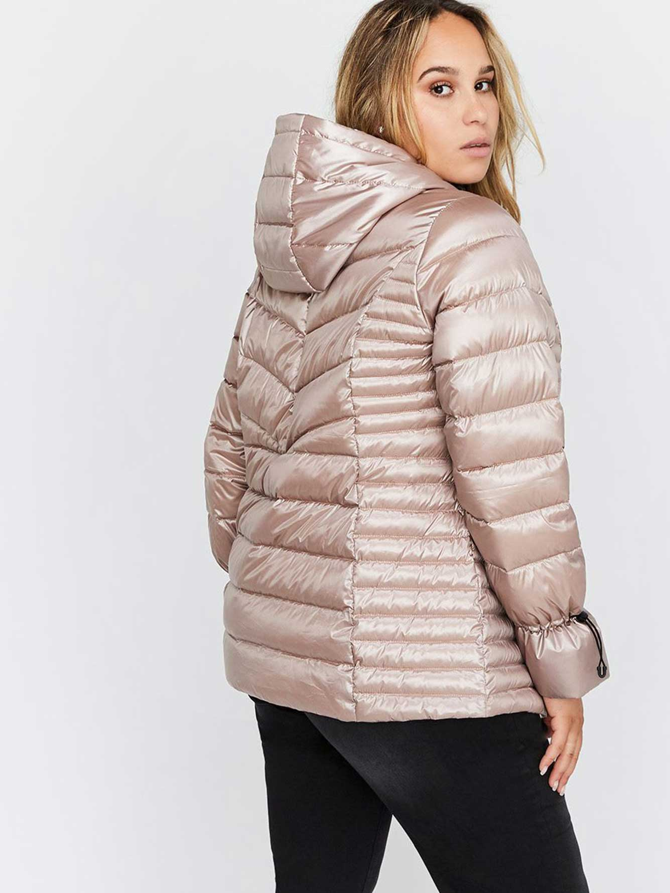 Packable Down Coat - LIVIK
