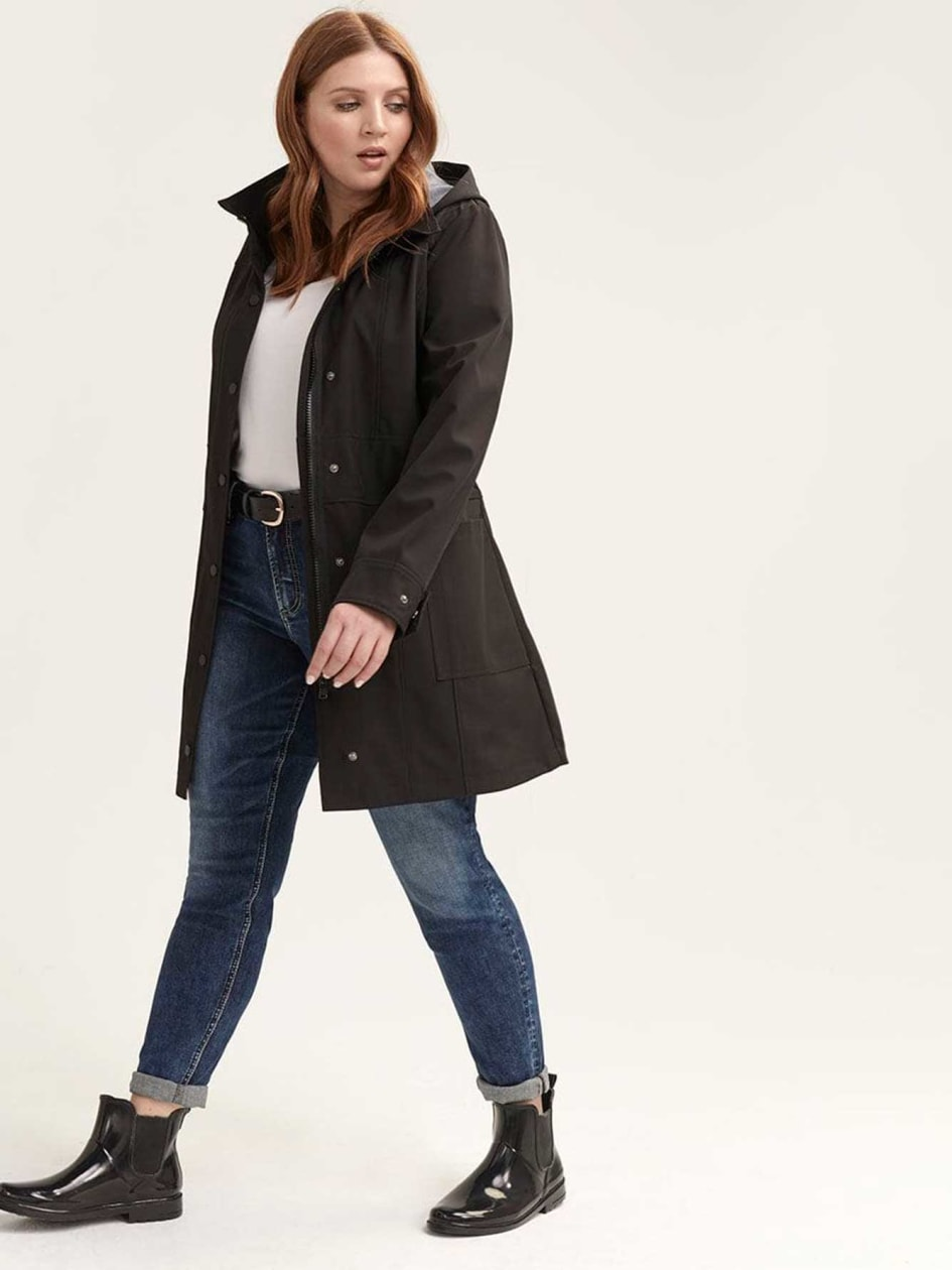 817247f3b5 Women's Plus Size Coats, Jackets & Outerwear | Addition Elle