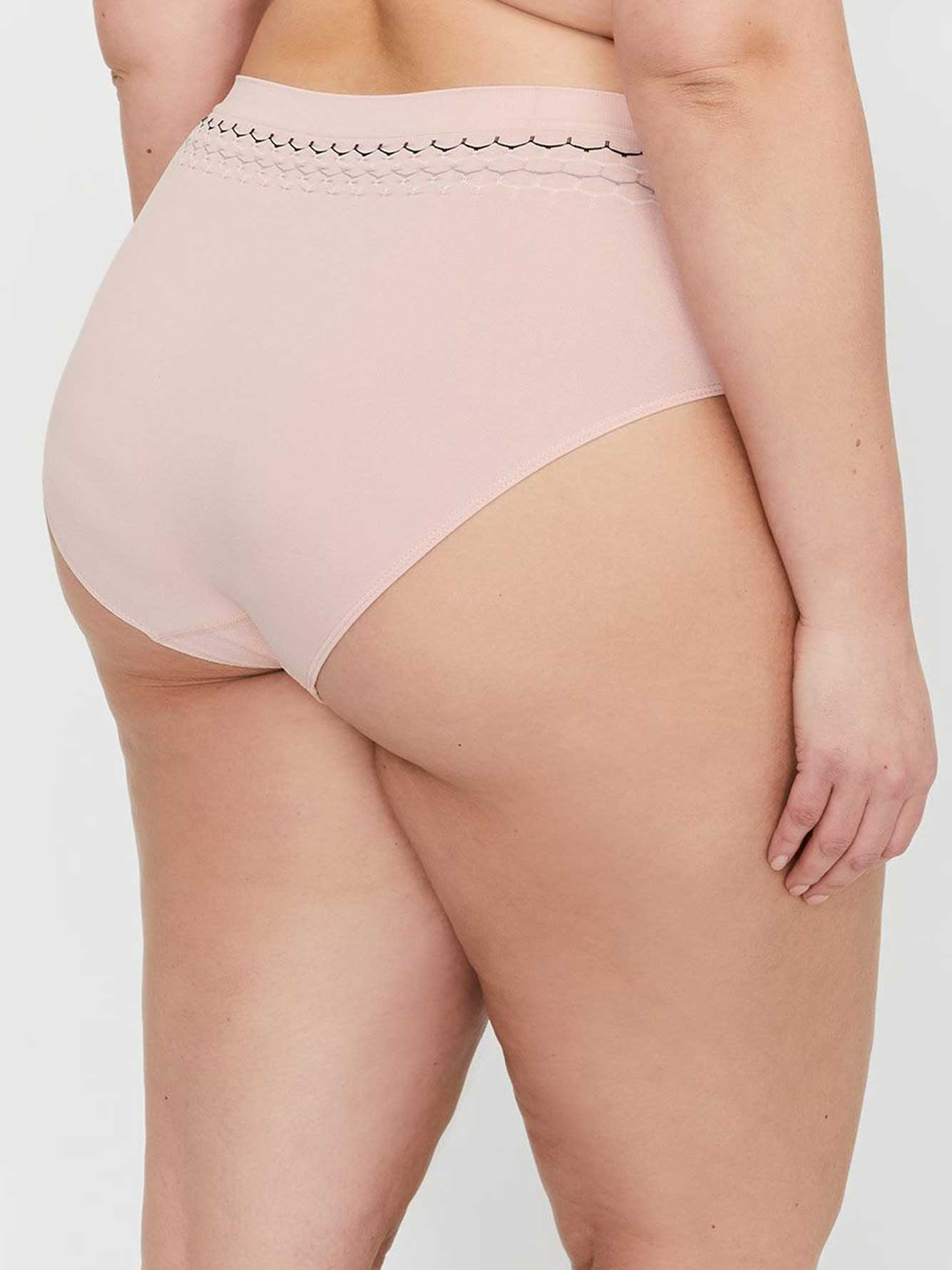 b879d67fa64a Déesse Collection - Seamless High Cut Panty | Addition Elle