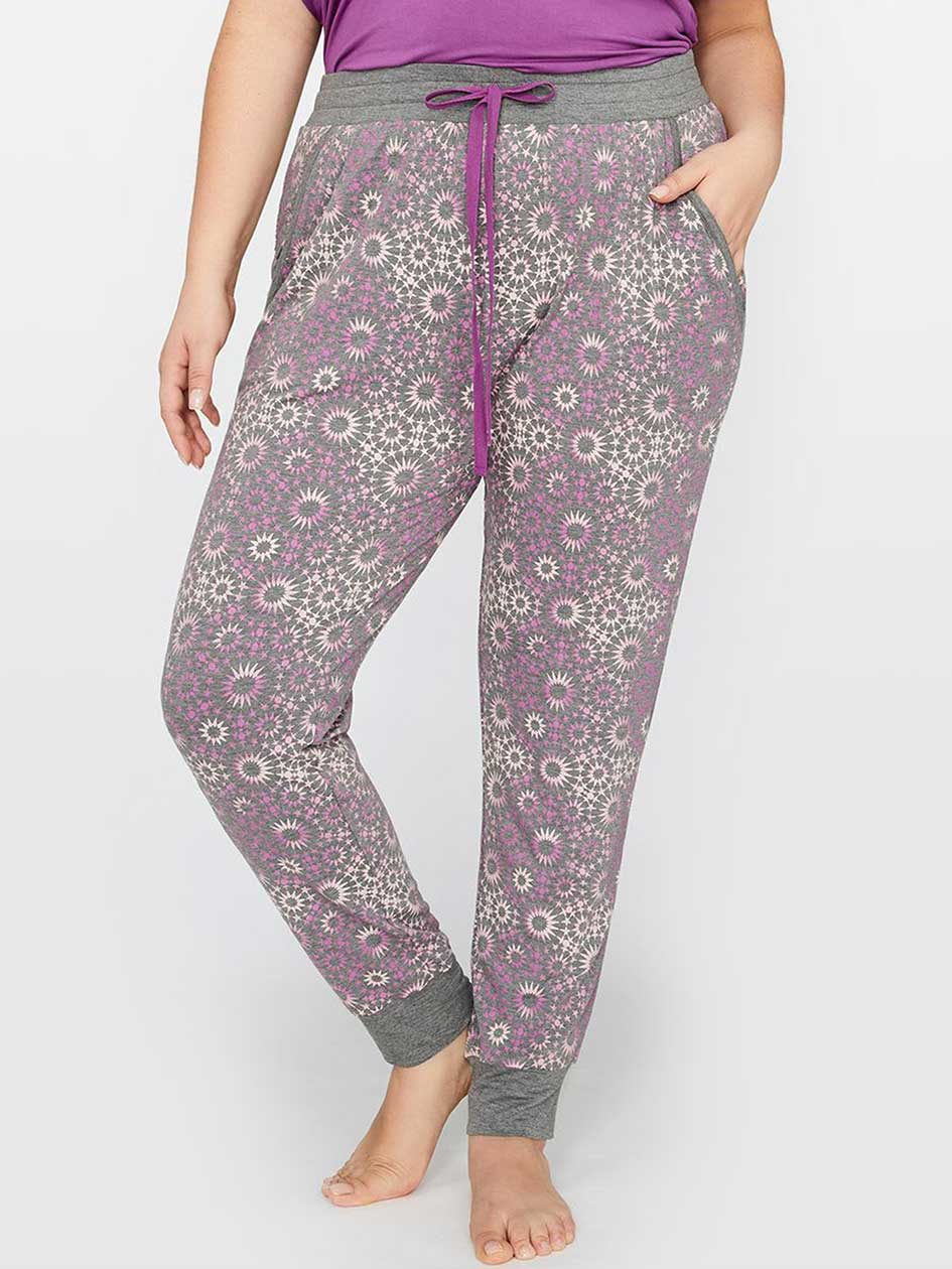 Loose Printed Legging