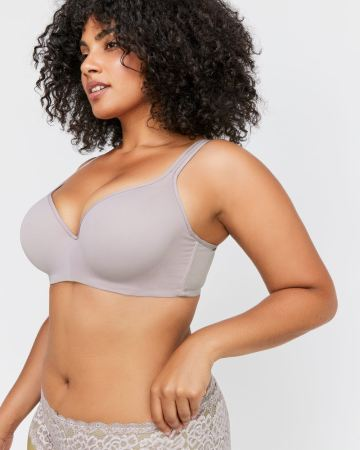 7ae2ed17304 Contour Flirt Padded Underwire Bra - Déesse Collection