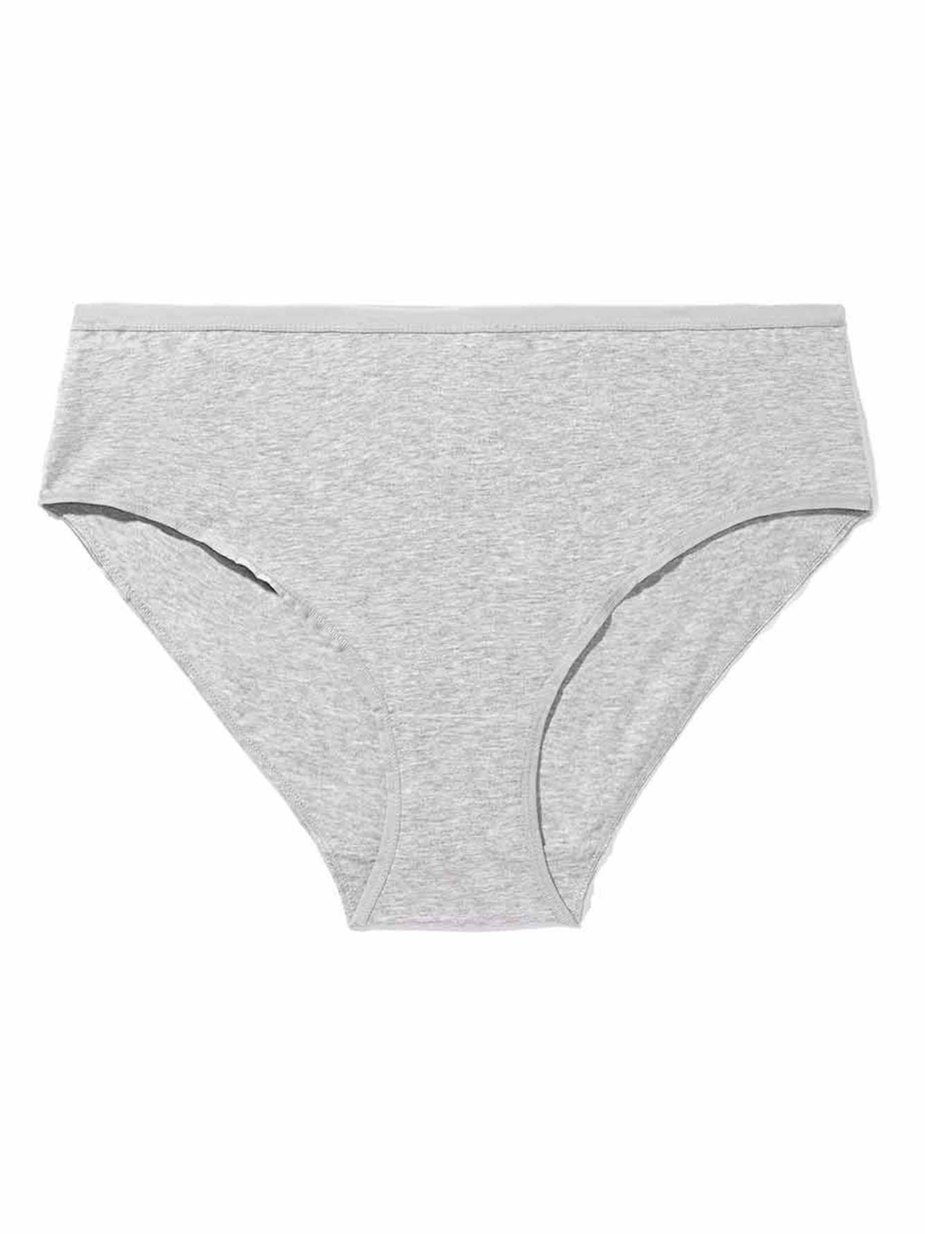 34f073f2b58 Heathered Full Brief Panty - Déesse Collection