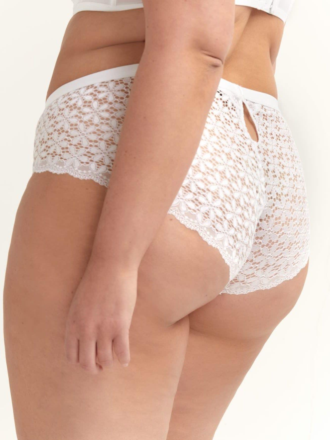 6c163f5ce60 Boyshort Panty with Removable Bow - Ashley Graham | Addition Elle