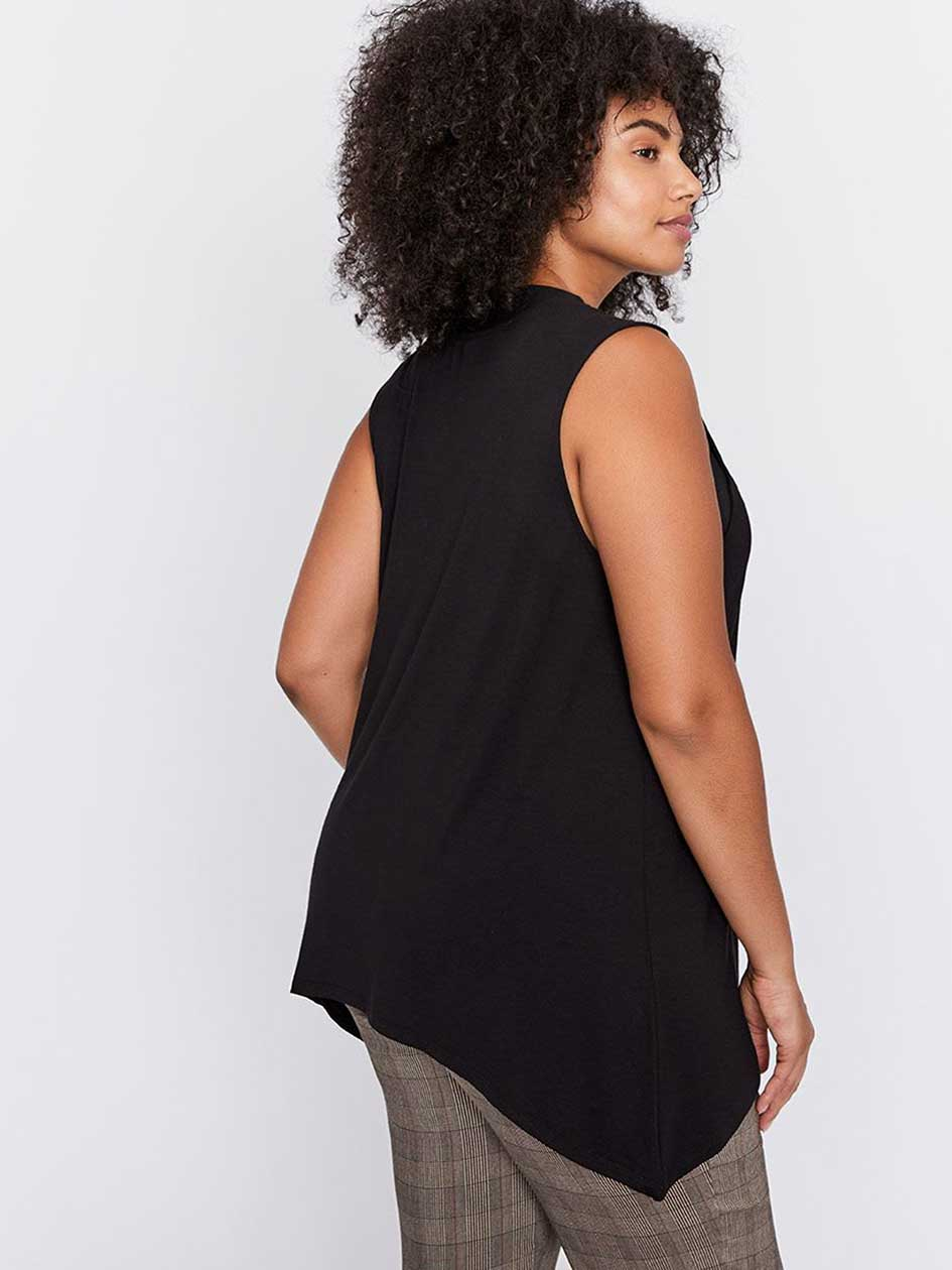 Sharkbite Top with Crisscross at Neck - L&L