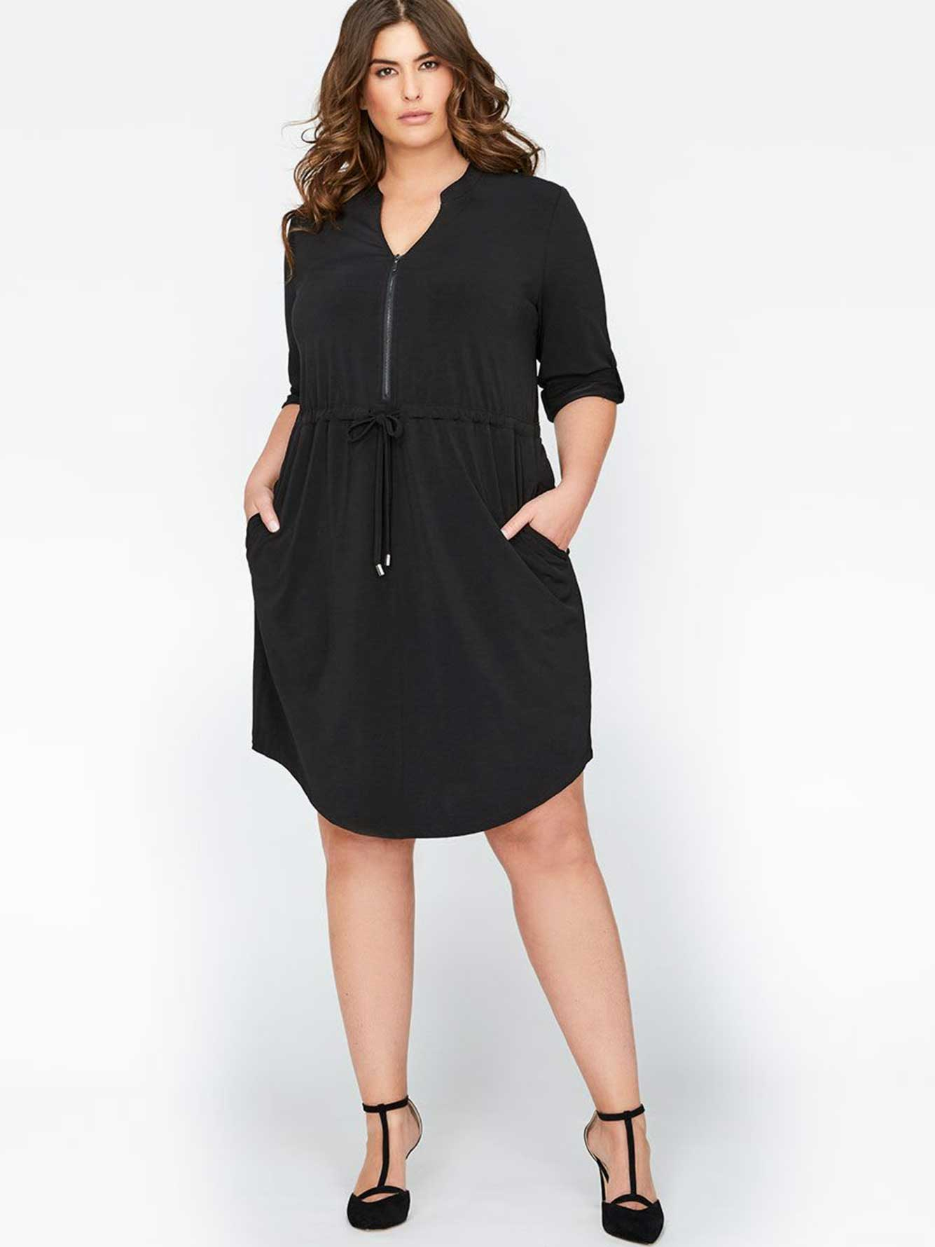 Michel Studio Shift Dress