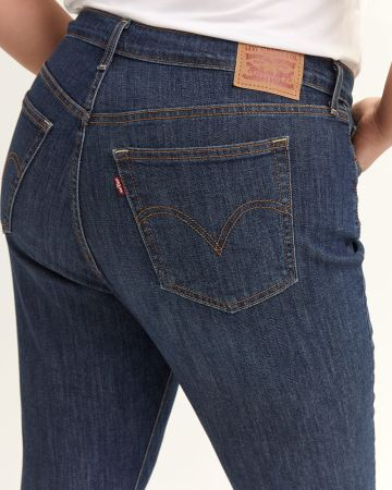 Wedgie From the Block Skinny Jeans - Levi's