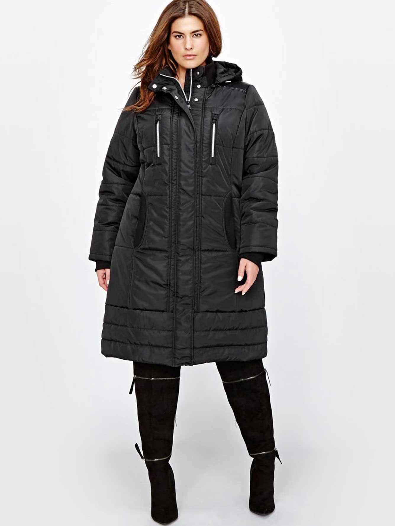 57988928c40 Livik A-Line Coat