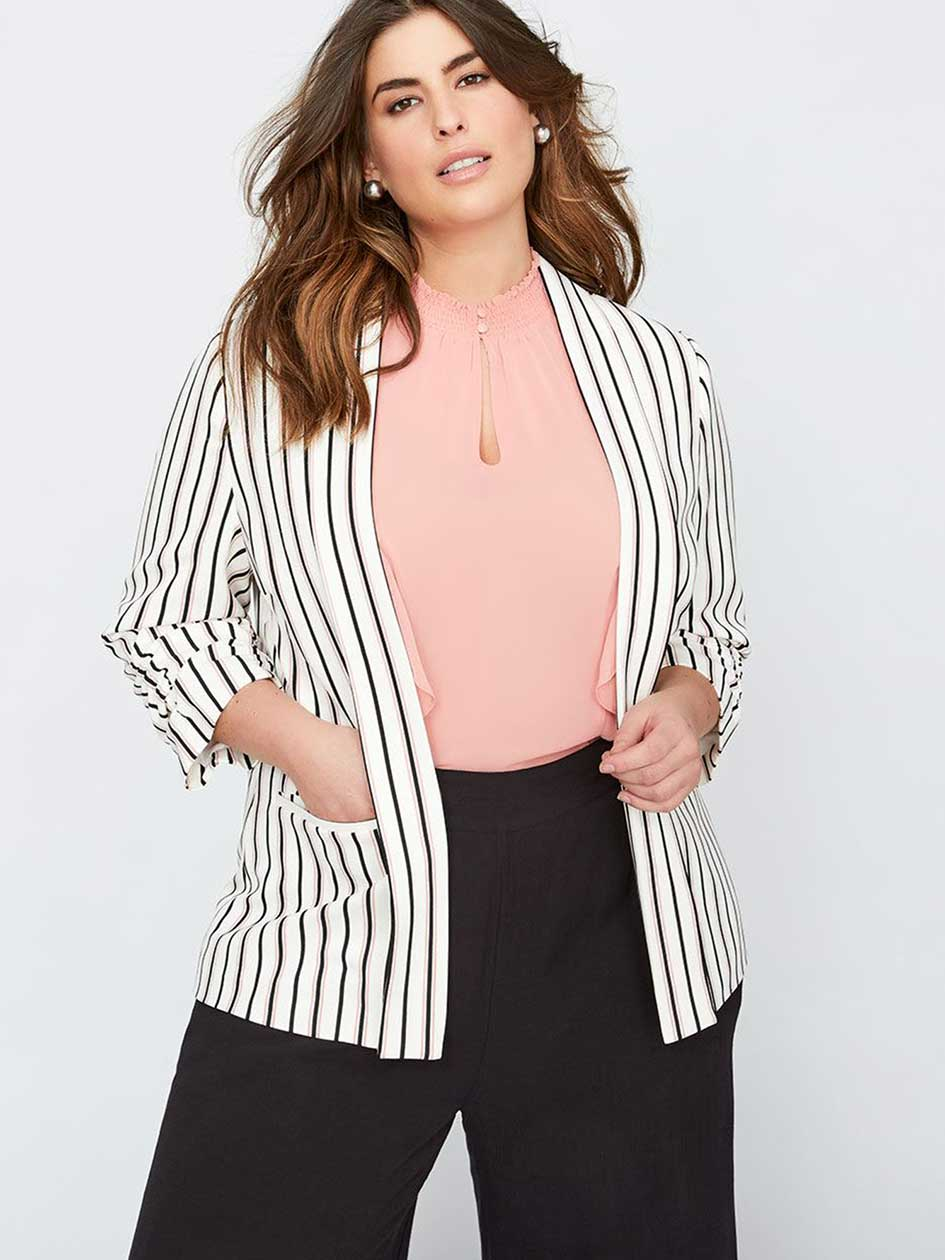 Plus Size Jackets And Blazers Sales Addition Elle