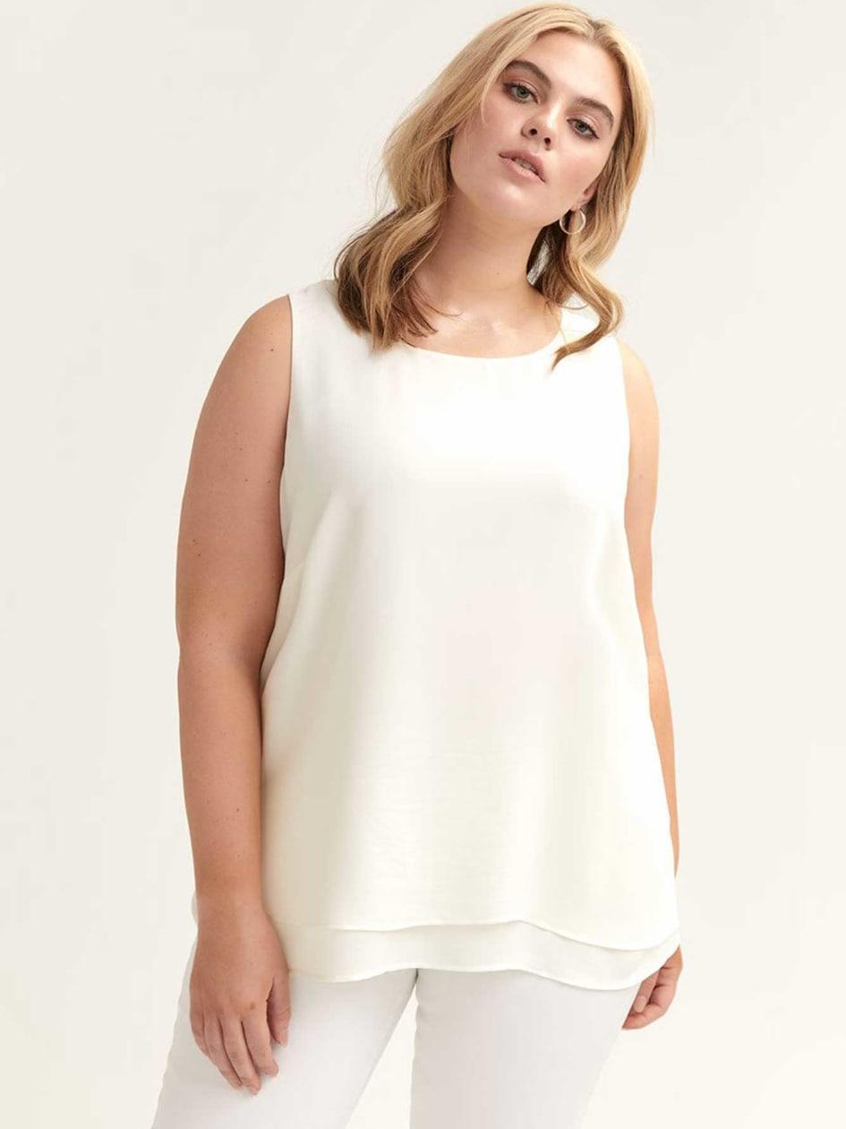 91ae05949236 Women Plus Size Tops, Blouses & Shirts Online   Addition Elle
