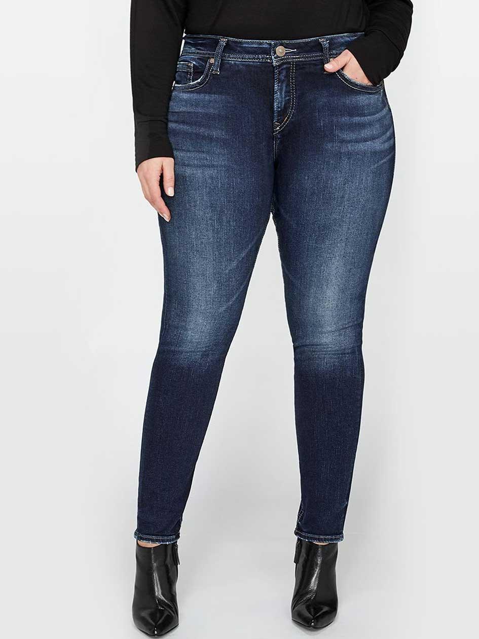 Silver Suki Super Skinny Jean