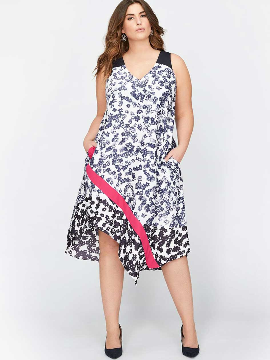 Rachel Roy Scarf Dress