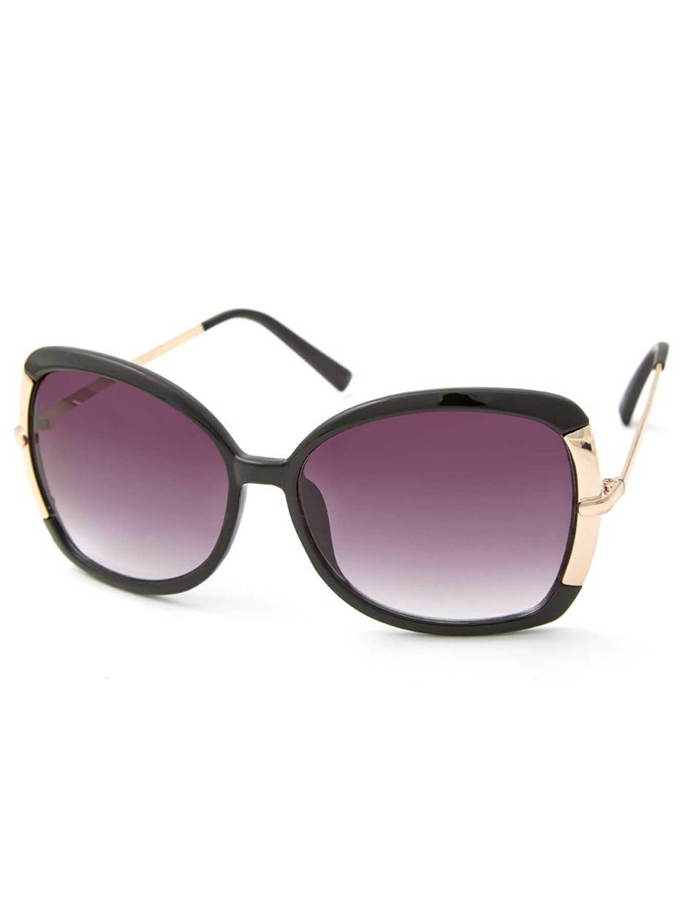 7ba406e79de Oversize Retro Sunglasses
