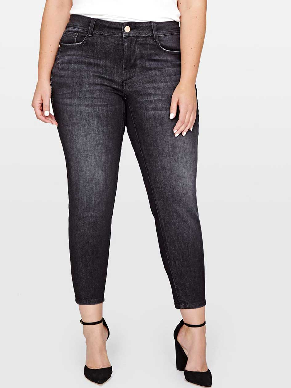L&L Petite Authentic Skinny Jean