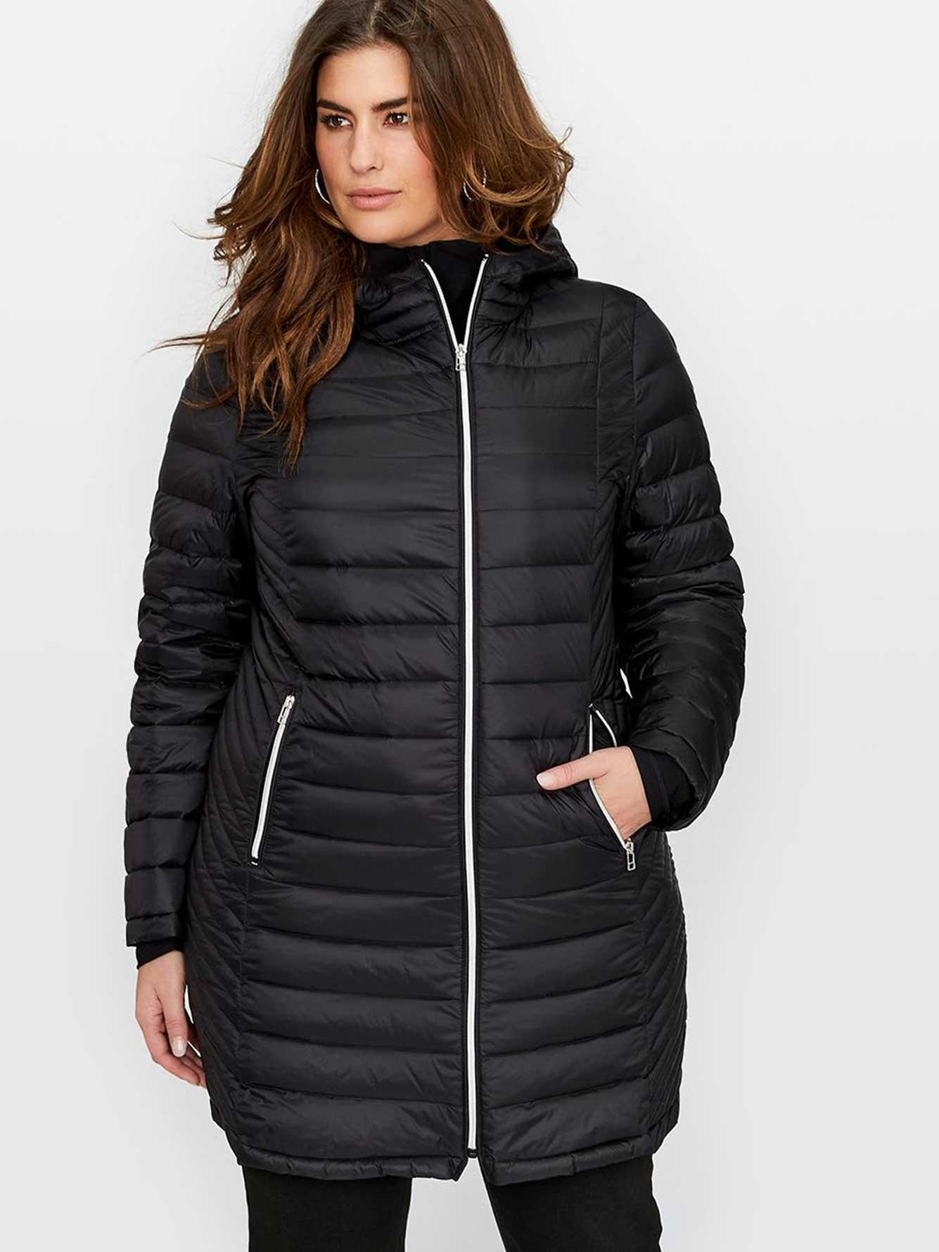 7e211c8d4c5 Livik Long Hooded Coat