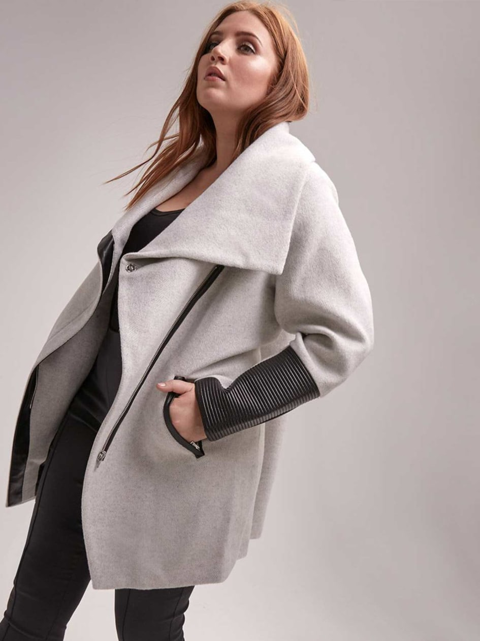 Manteau lainage Marcona
