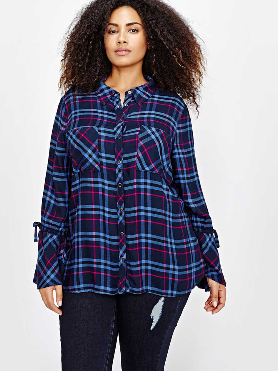 L&L Plaid Shirt