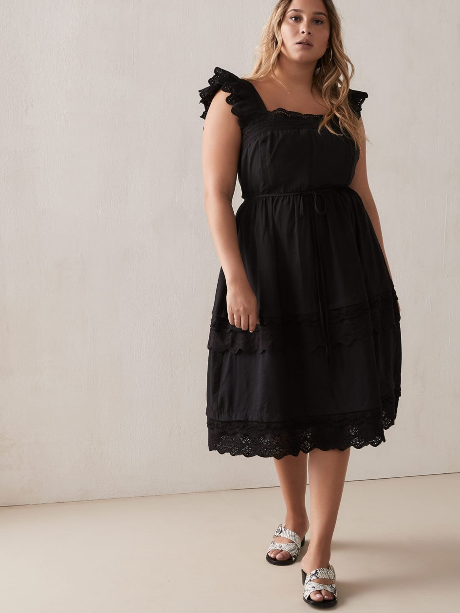 Plus size dresses hot topic