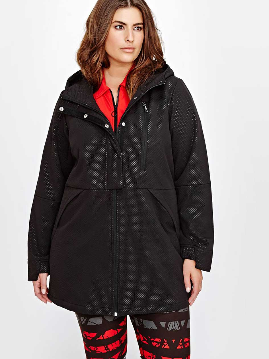 Nola Parka Softshell Jacket