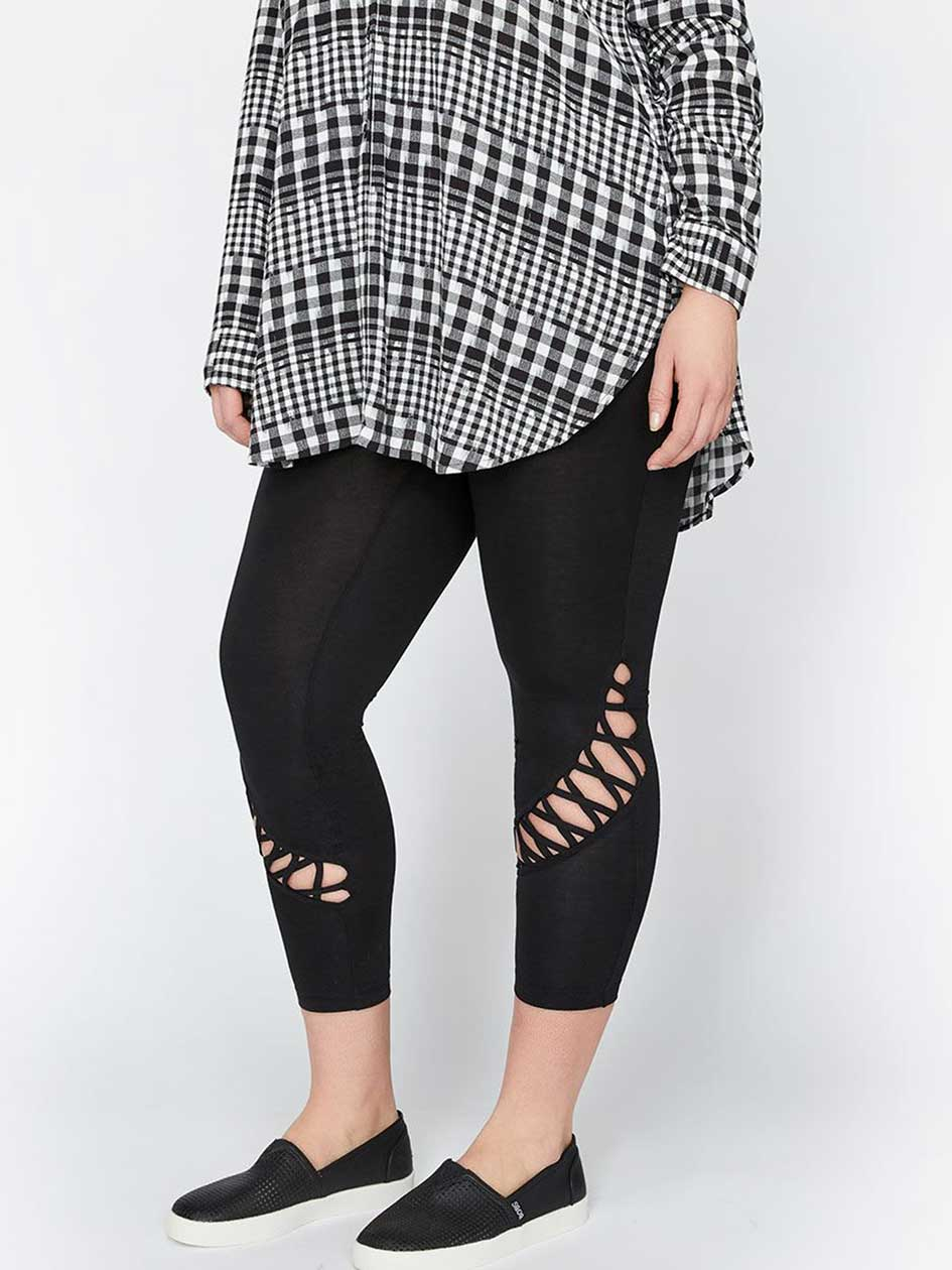 All Around Lace Legging