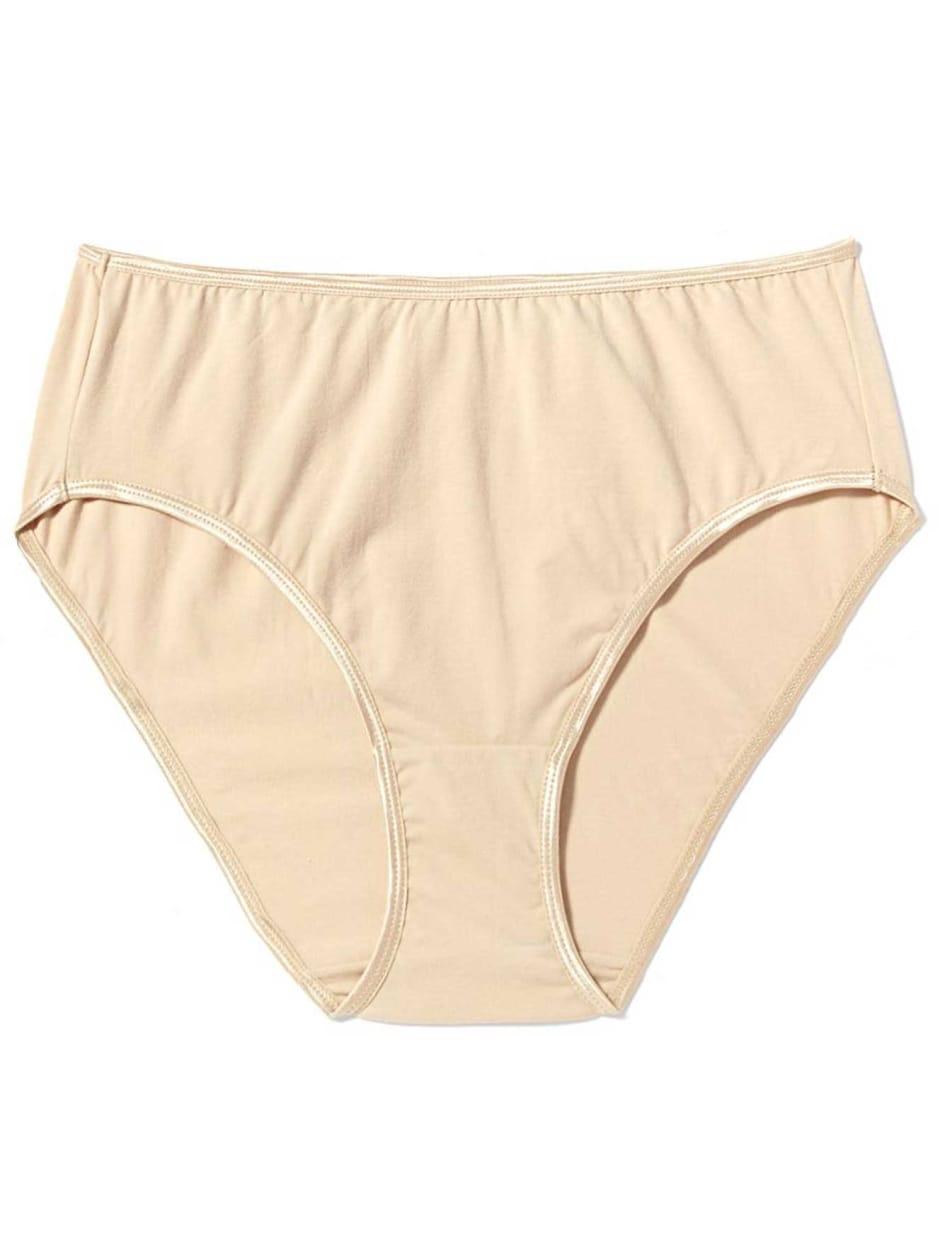 basic hi cut panty