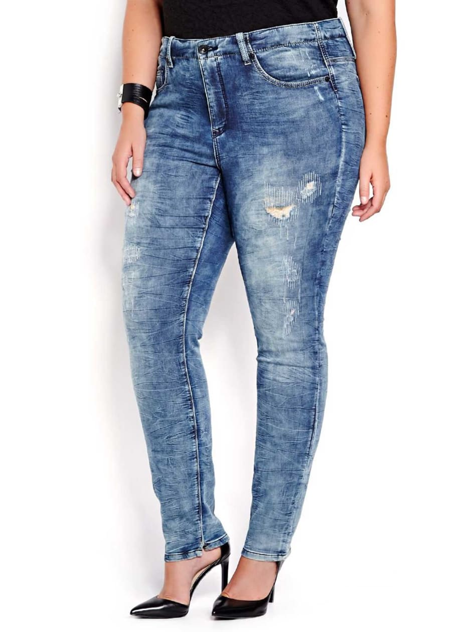 Parasuco Rip and Repair Joggy Jean