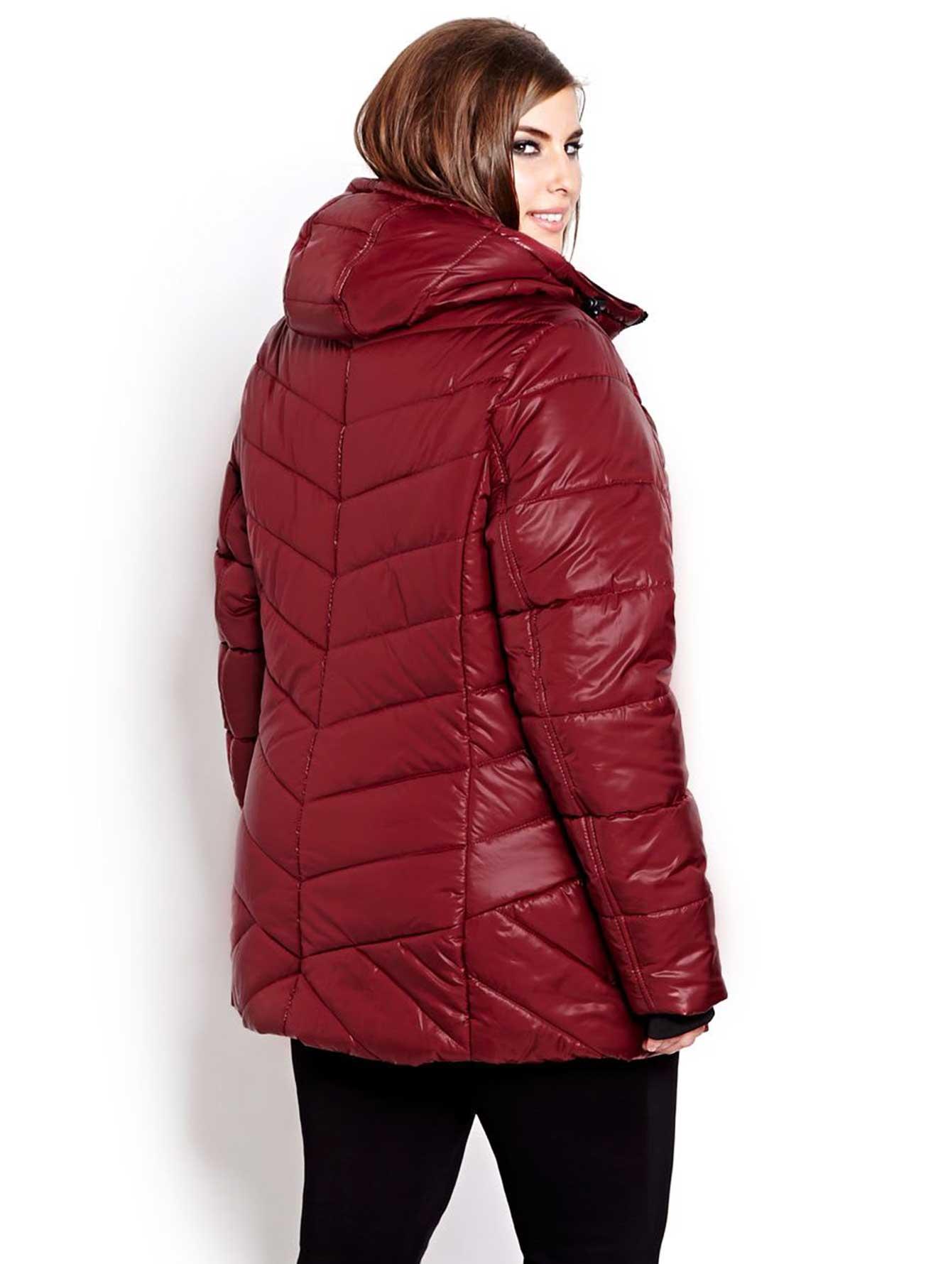 21abdc0a4db Noize Short Puffer Jacket