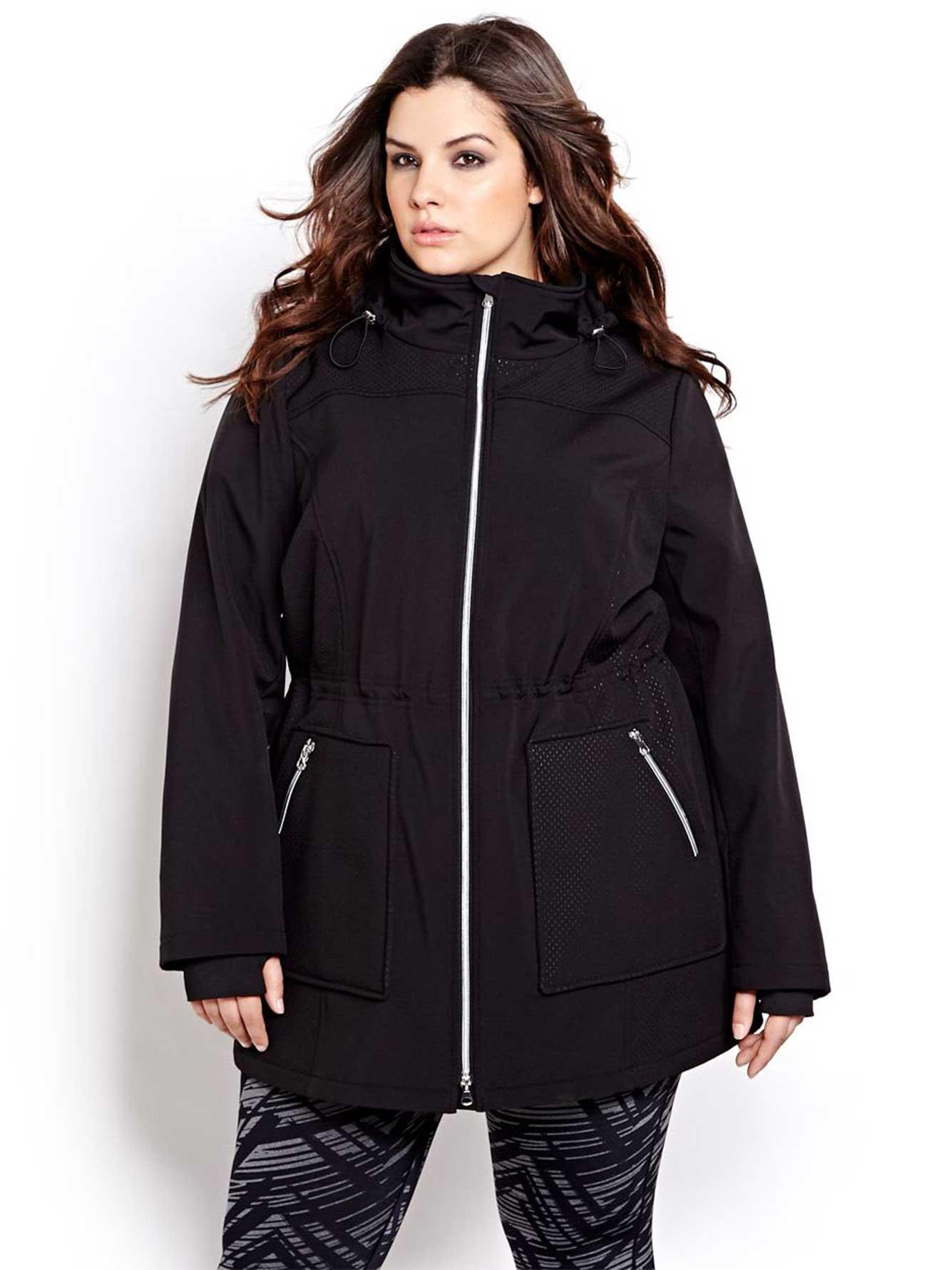 850bef30bf Nola Soft Shell Hooded Coat