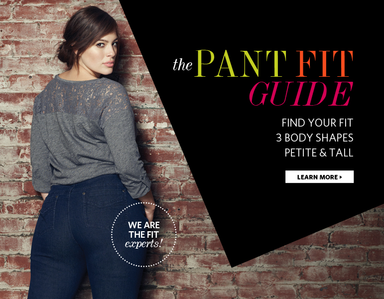 The Pant Fit Guide