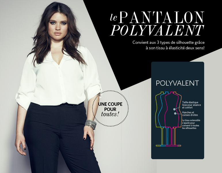 Le guide des coupes de pantalon - Le pantalon polyvalent