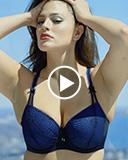 Fall 2017 Ashley Graham Purple Rain Video