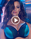 Ashley Graham Ritz, Holiday 2017 Video