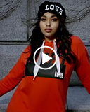 Jordyn Woods X Nola, Holiday 2017 Video