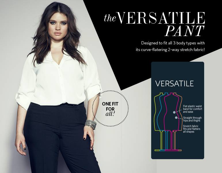 The Pant Fit Guide - The Versatile Pant