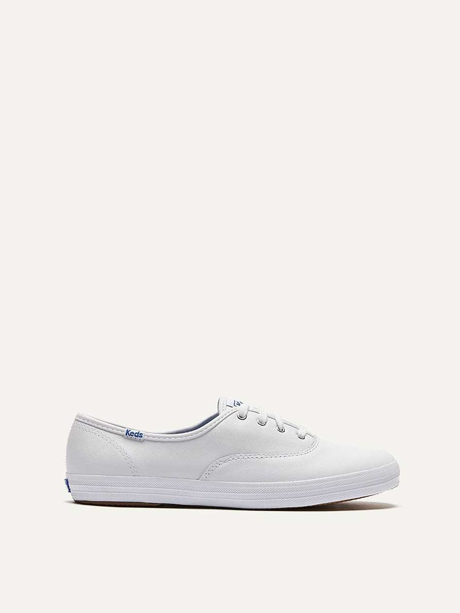 63540dc349d Wide Champion Oxford Leather Shoes - Keds