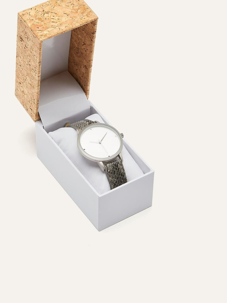 Printed Strap Watch