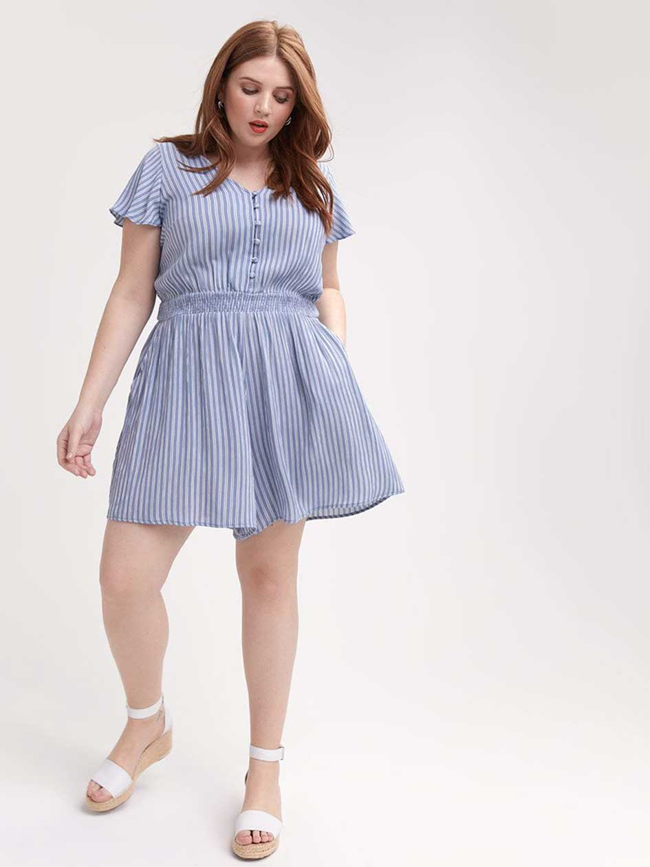 6879ba80b1 Plus Size Dresses - Shop Online | Addition Elle Canada