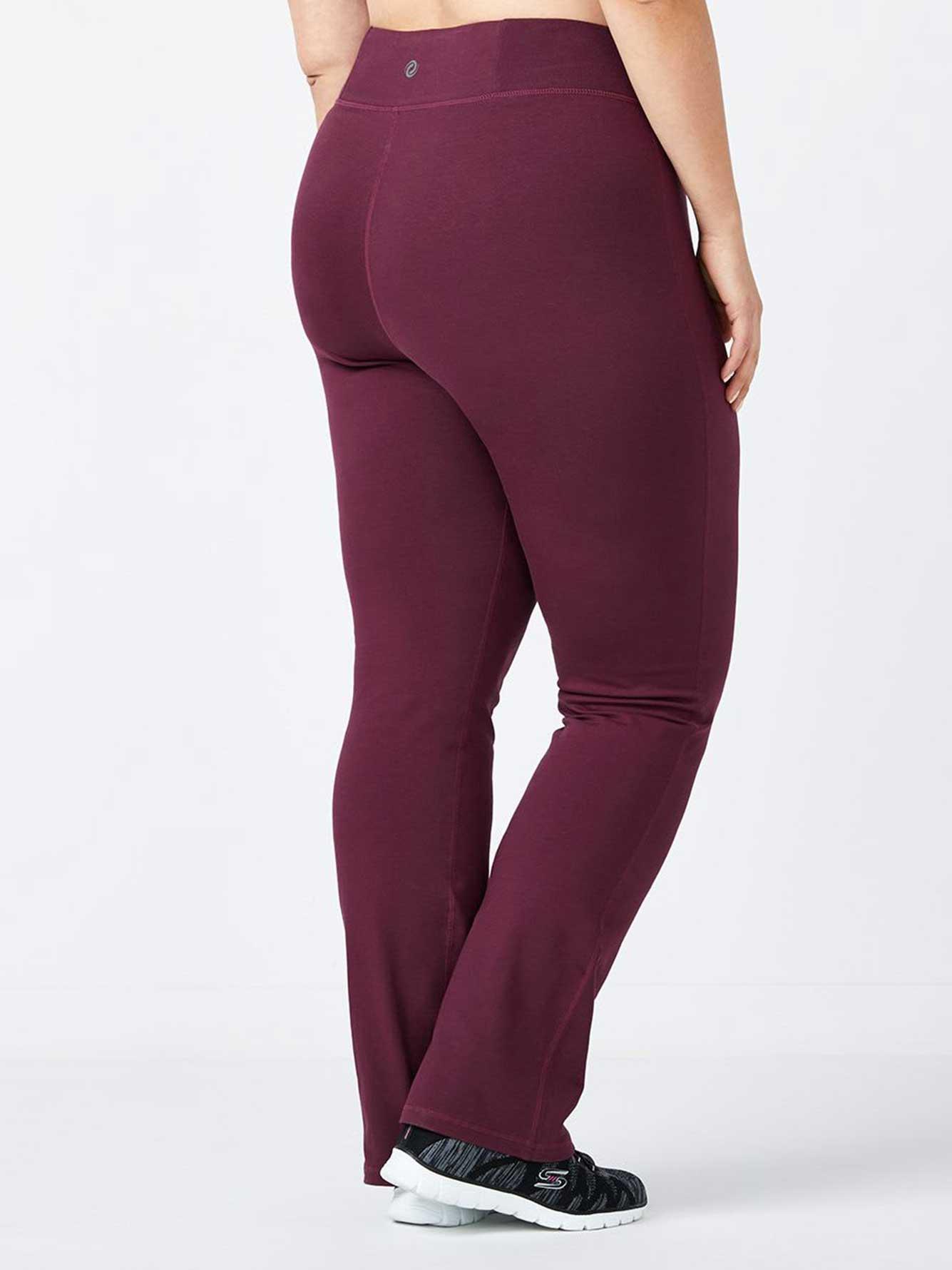 84c368582751d ONLINE ONLY - Plus-Size Yoga Pant - Essentials | Penningtons