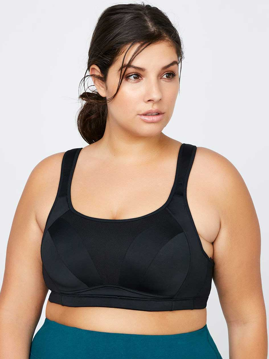 508ac768b91 Plus-Size Sports Bra - ActiveZone