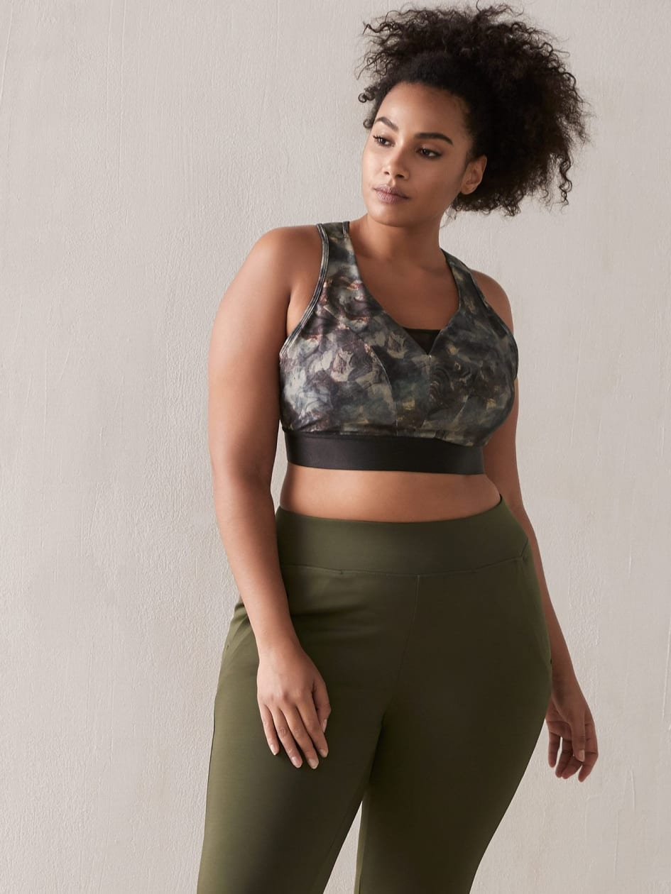 34d45661e1 Plus Size Workout Clothes | Addition Elle