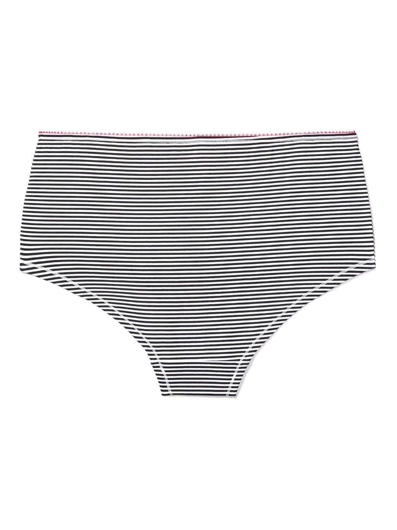 0d02b34ce Ti Voglio Printed Cotton Boyshort Panty