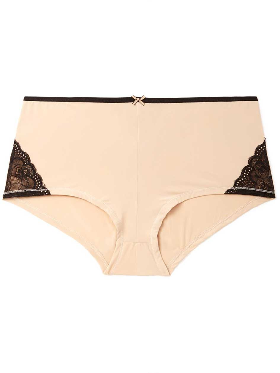 Ti Voglio Boyshort Panty with Lace 758420