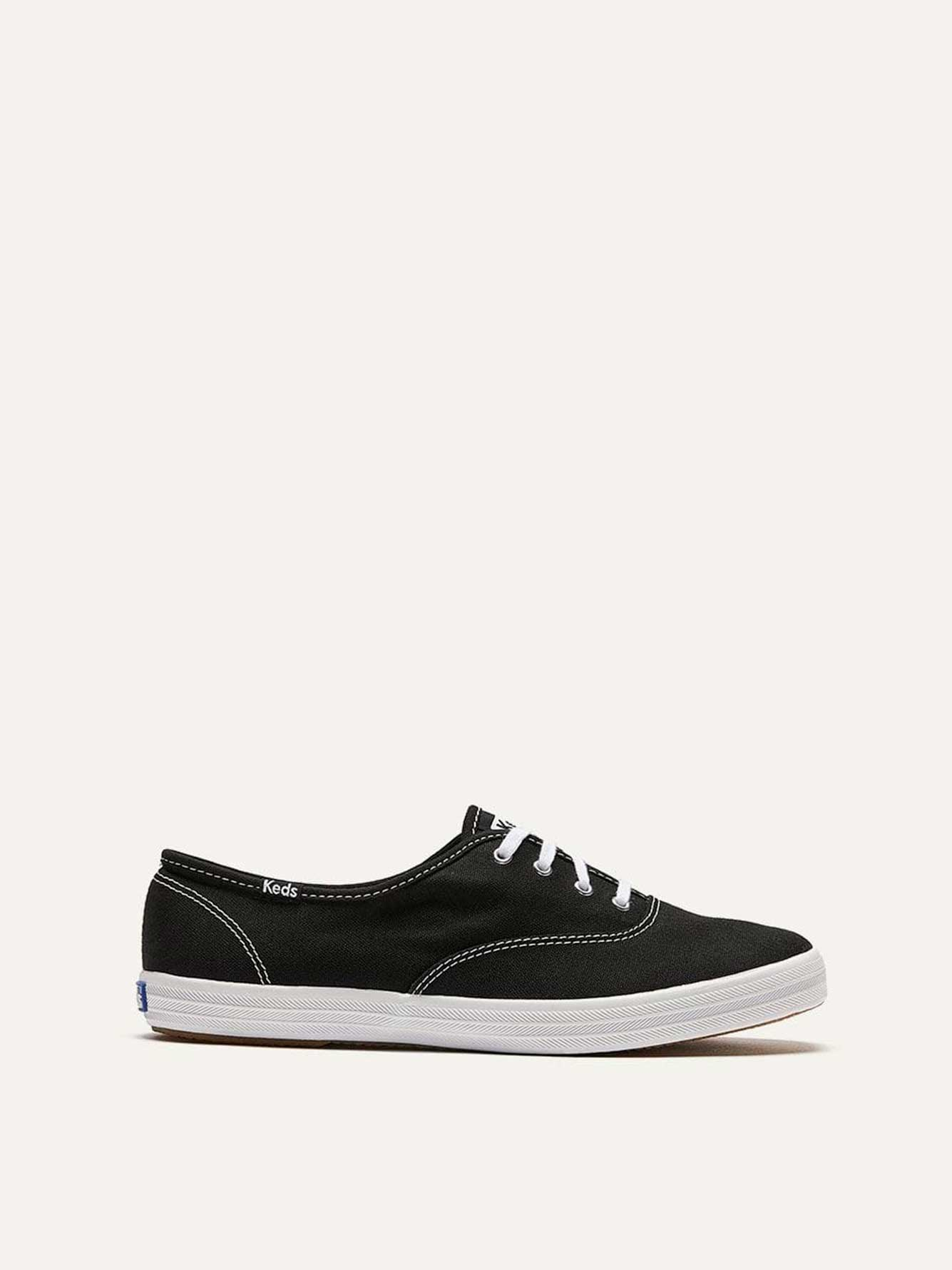 fb8cac0c19e59 Wide Champion Oxford Canvas Shoes - Keds | Penningtons