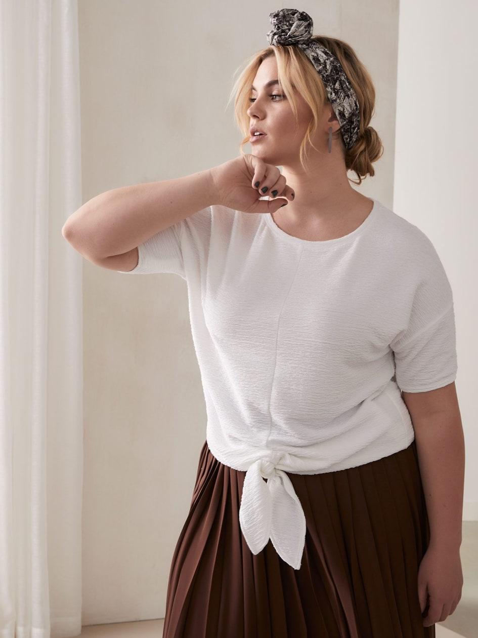 d55b4e7e065bc Women Plus Size Tops, Blouses & Shirts Online | Addition Elle