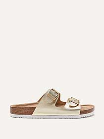 Skechers Relaxed Fit, Granola Missus Hippie - Wide Width Sandals